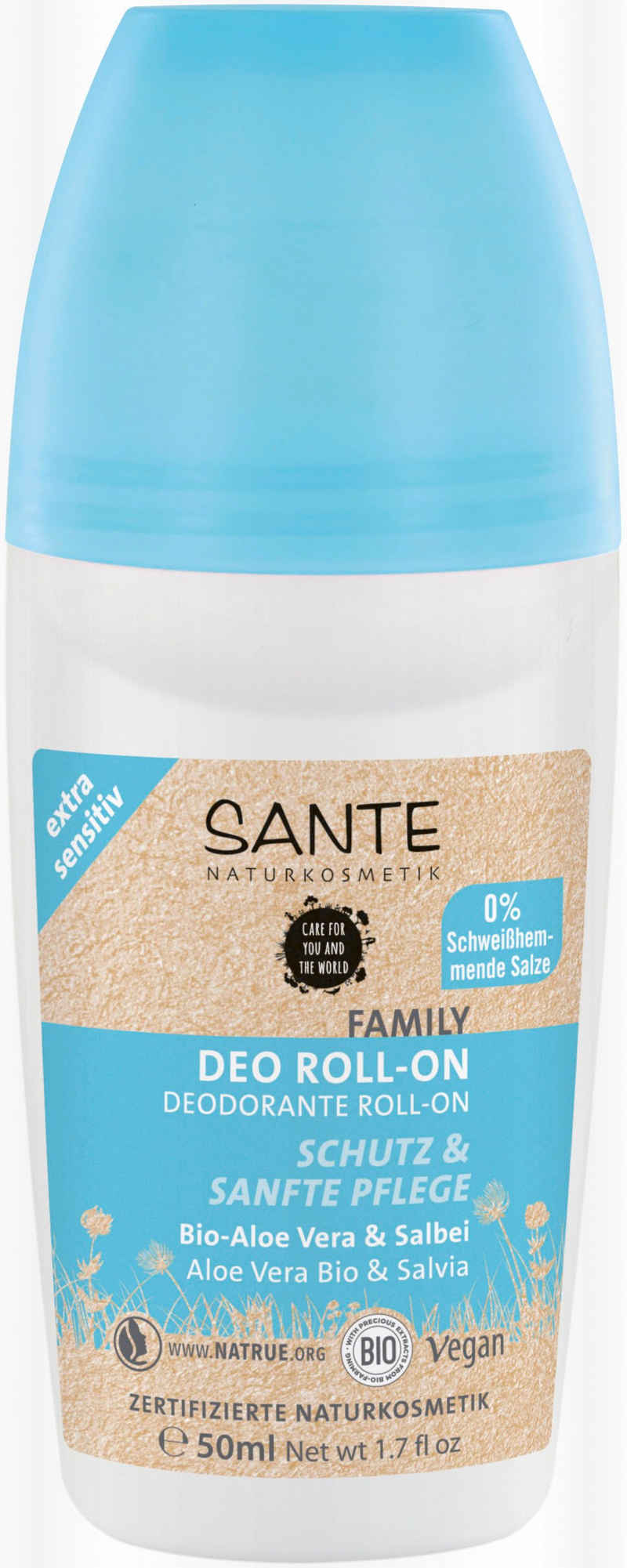 SANTE Deo-Roller »Deo Roll-on extra sensitiv«