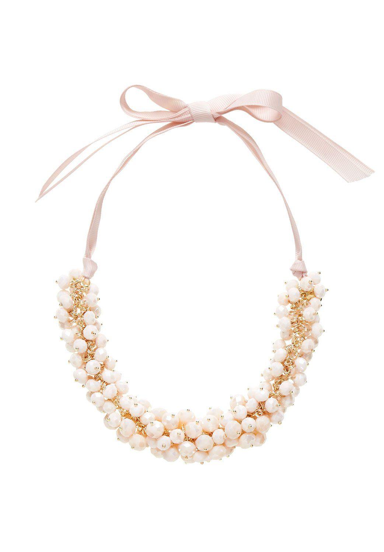 HALLHUBER Collier mit Perlen