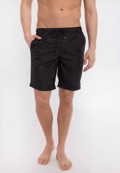 Mexx Shorts, mit Eingriffstaschen und seitlicher Logostickerei Sale Angebote Gastrose-Kerkwitz