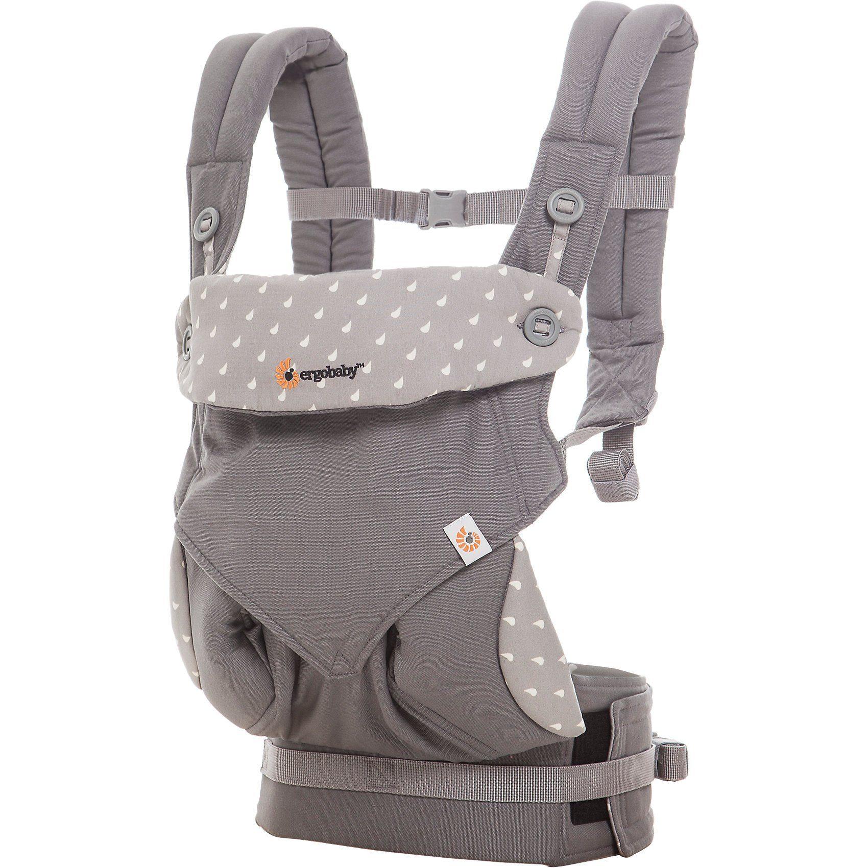Ergobaby Babytrage 360°, Dewy Grey