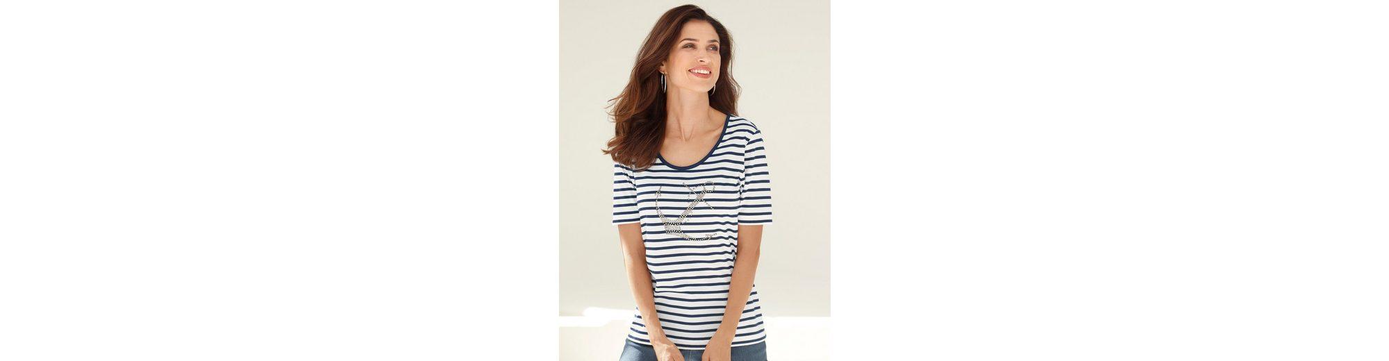 Günstig Kaufen 2018 Paola Shirt mit Ankermotiv Billig Verkauf 2018 Aussicht yv7Iy8P