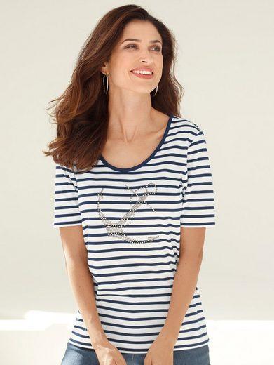 Paola Shirt mit Ankermotiv