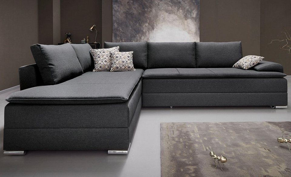 otto polsterecke affordable big sofa mit gepflegt large. Black Bedroom Furniture Sets. Home Design Ideas