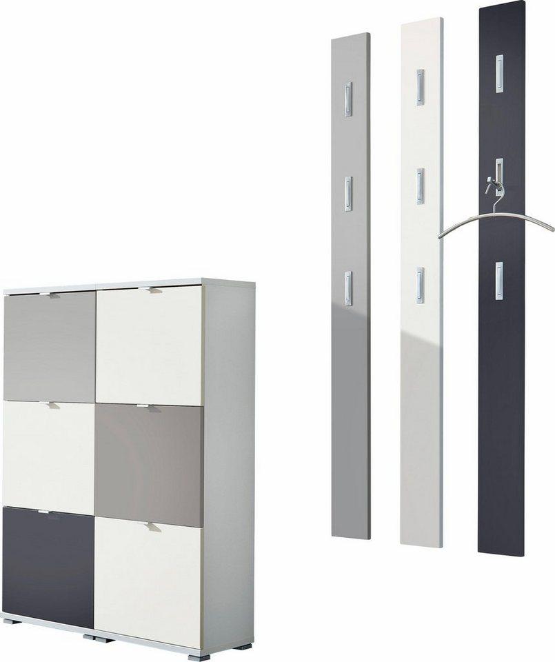 germania garderoben set colorado 11 tlg otto. Black Bedroom Furniture Sets. Home Design Ideas