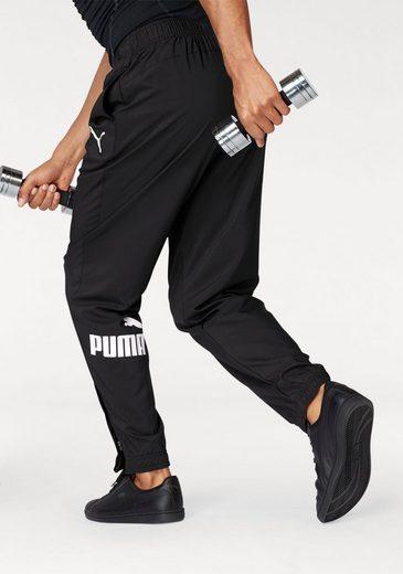 PUMA Sporthose ESS NO.1 WOVEN PANTS CL