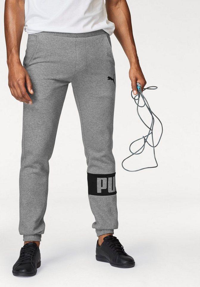 puma jogginghose puma rebel sweat pants fl cl mit. Black Bedroom Furniture Sets. Home Design Ideas