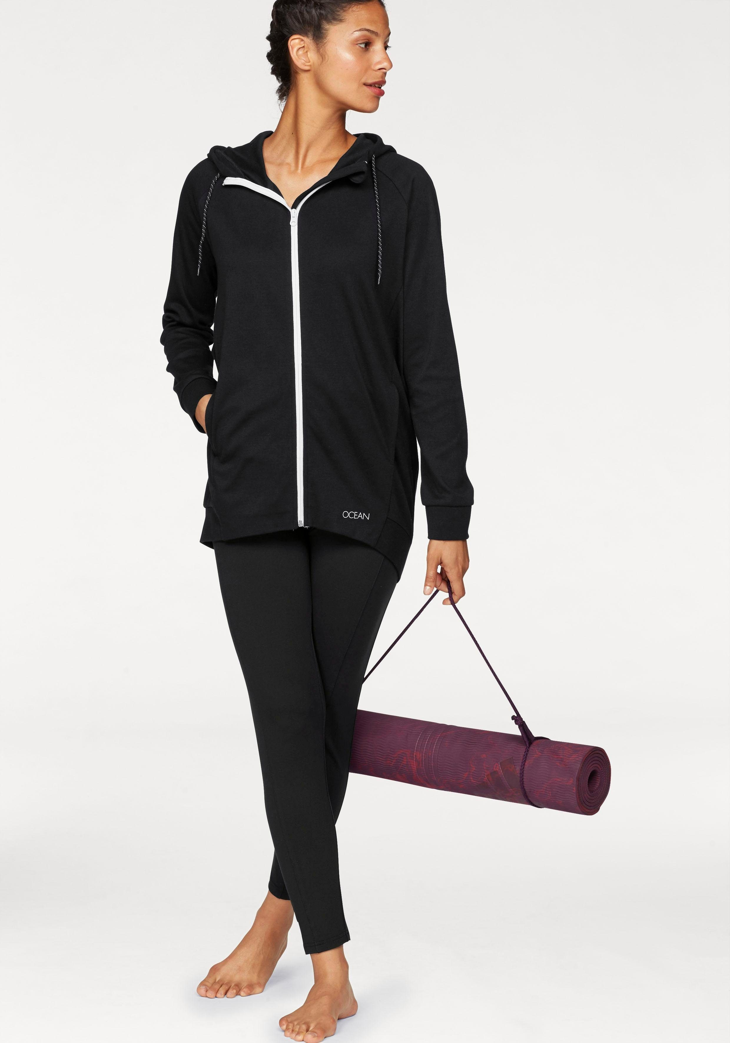 Ocean Sportswear Jogginganzug, Jacke in modischer Eggshape Form online kaufen | OTTO