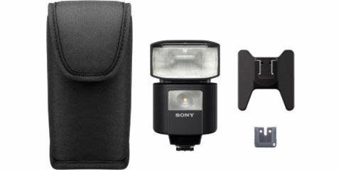 Sony HVL-F45RM leistungsstarker und kompakter Systemblitz (45-105mm, ISO100)
