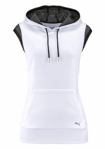 Sweat-shirt Puma Sweat-shirt Explosif Sans Manches