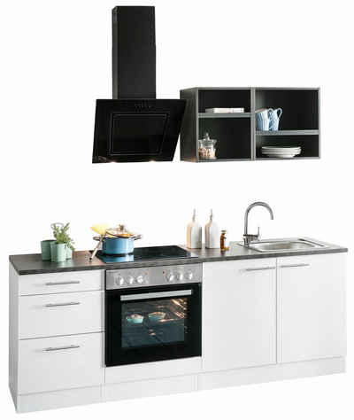 Singleküche mit spülmaschine  Singleküche & Miniküchen online kaufen | OTTO