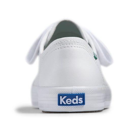 Keds Kickstart Retro Perf. Leather Sneaker