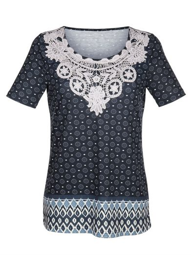 Laura Kent Shirt With Lace And Braid