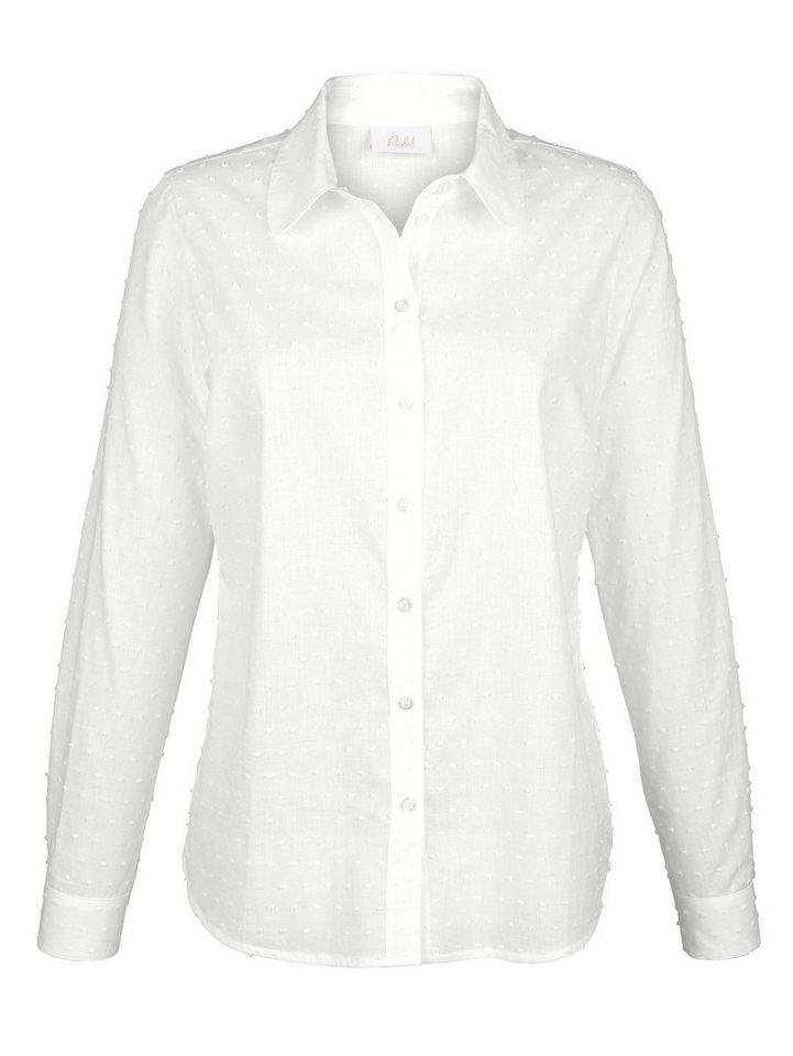 paola bluse aus reiner baumwolle online kaufen otto. Black Bedroom Furniture Sets. Home Design Ideas