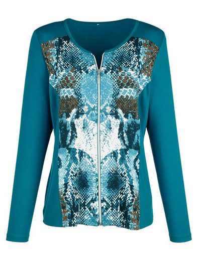 Paola Shirt Jacket With Stretch