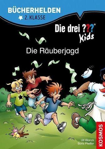 Gebundenes Buch »Die drei ??? Kids, Bücherhelden, Die...«