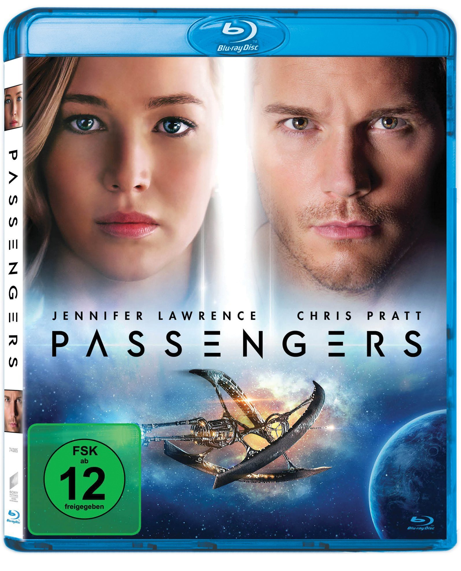 Sony Pictures Blu-ray »Passengers«