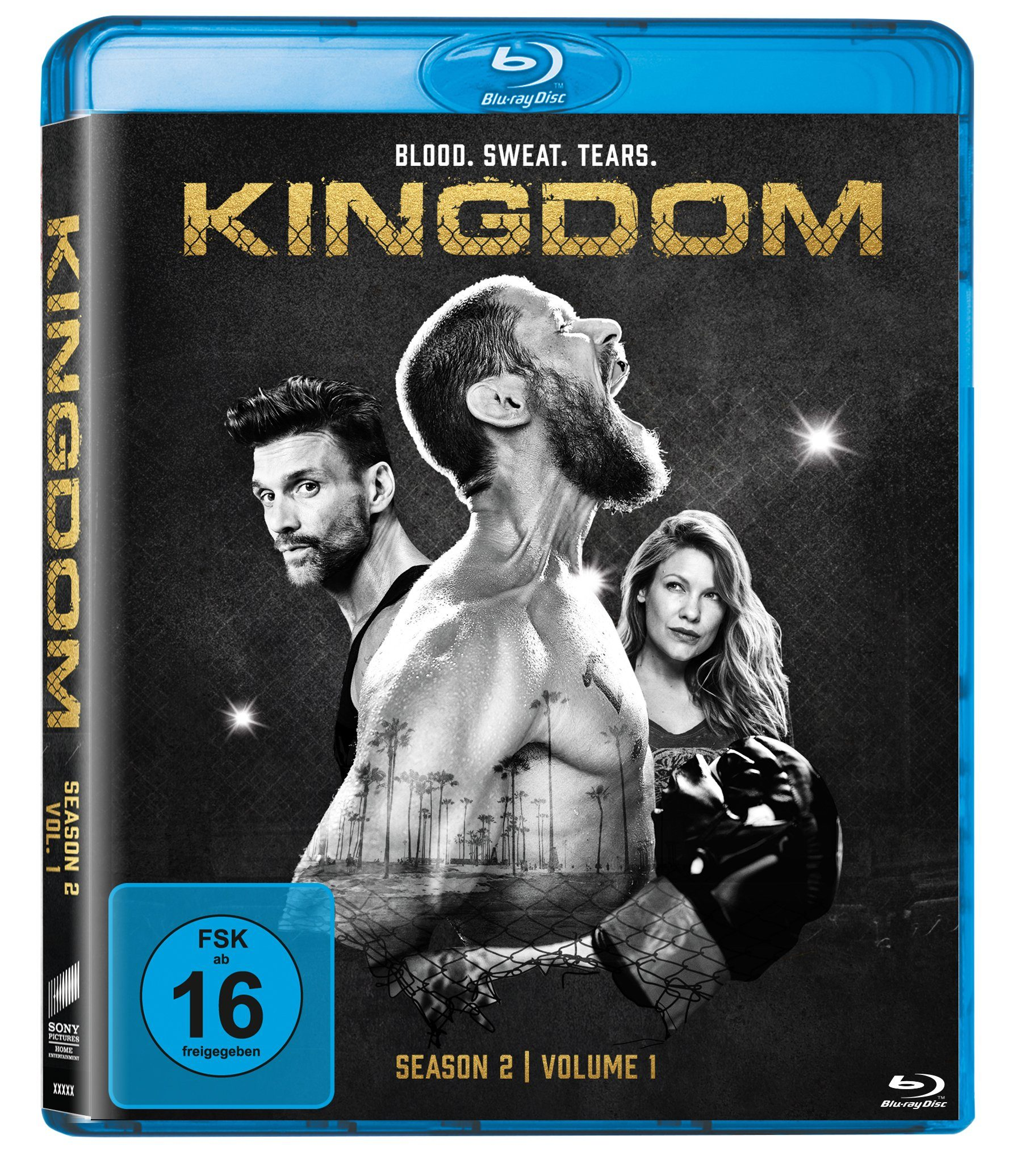Sony Pictures Blu-ray »Kingdom - Season 2 Vol. 1«