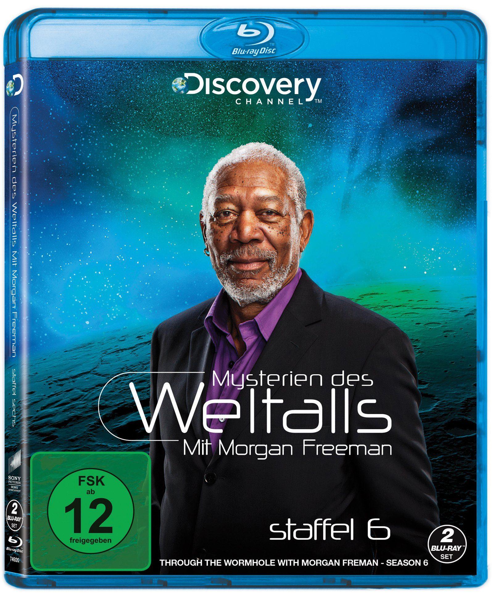 Sony Pictures Blu-ray »Mysterien des Weltalls - Staffel 6«