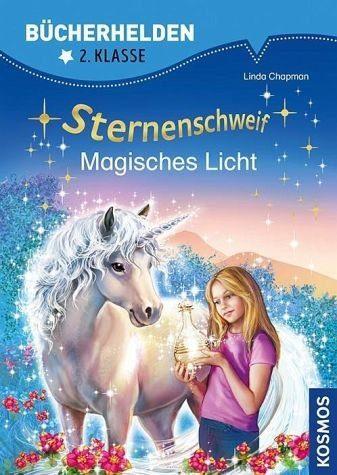 Gebundenes Buch »Sternenschweif, Bücherhelden, Magisches Licht«