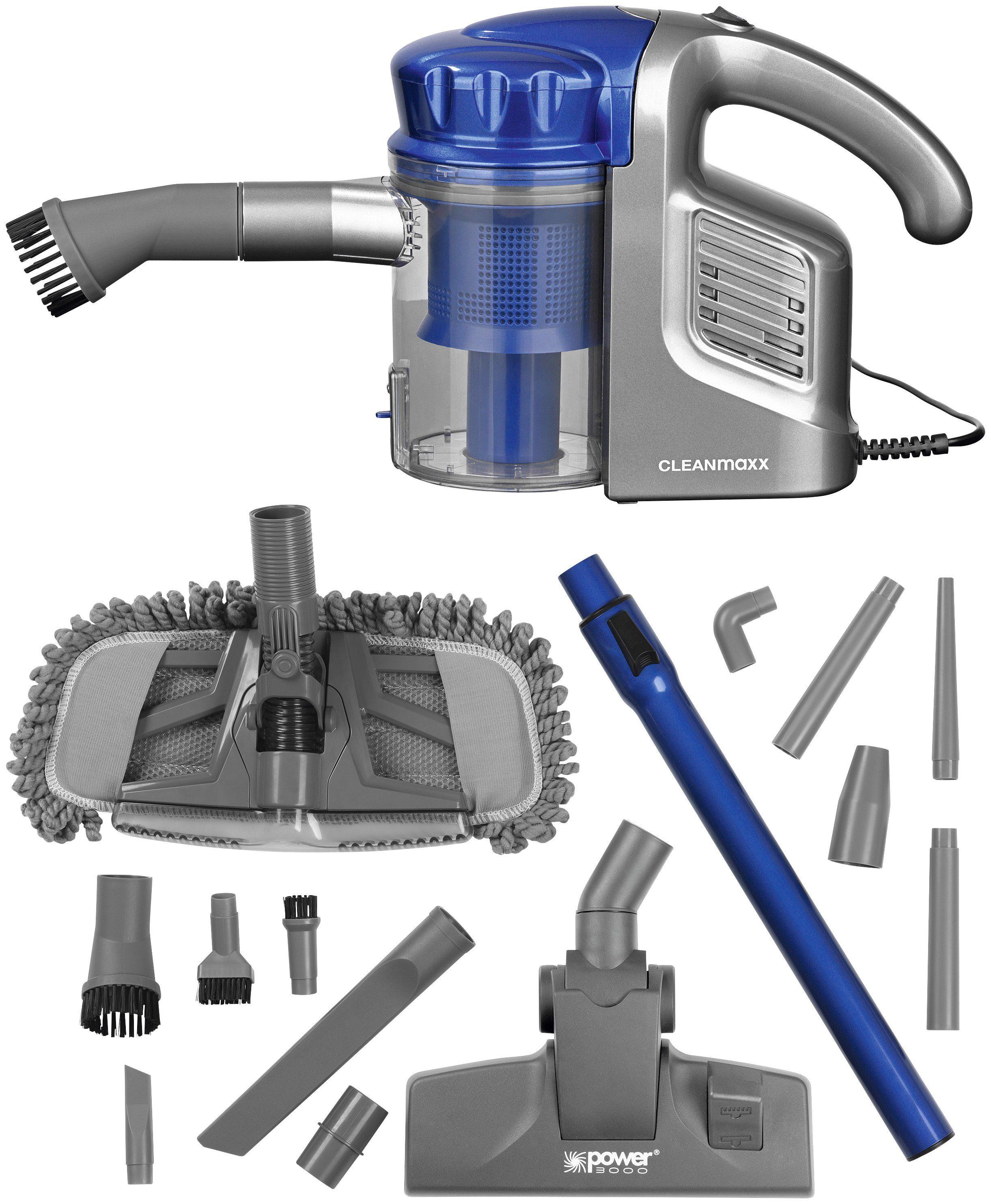 CLEAN MAXX Zyklon-Staubsauger »Multi-Sensation 2in1 600W «