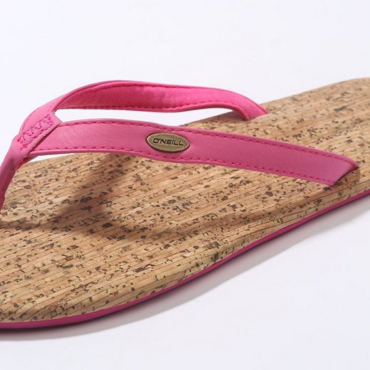 Oneill Flip Flop Cork Bed