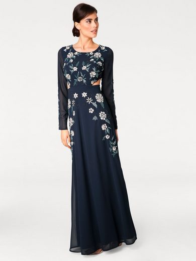 ASHLEY BROOKE by Heine Abendkleid mit Cut-Outs