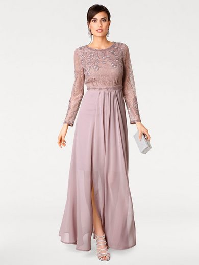 ASHLEY BROOKE by Heine Abendkleid mit Spitze