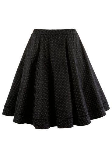 Turi Cottage Costume Skirt With Elastic Band On The Waistband