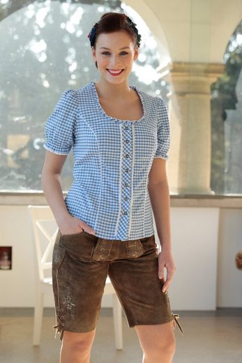 Costume Blouse With Lace Elements, Spieth & Wensky