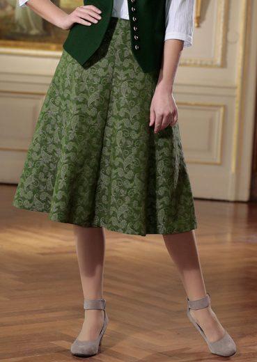Hohenstaufen Costume Skirt With Swinging Wide