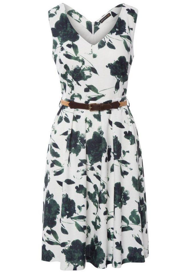 Apart Kleid V-Ausschnitt online kaufen   OTTO 10b4c4c38b
