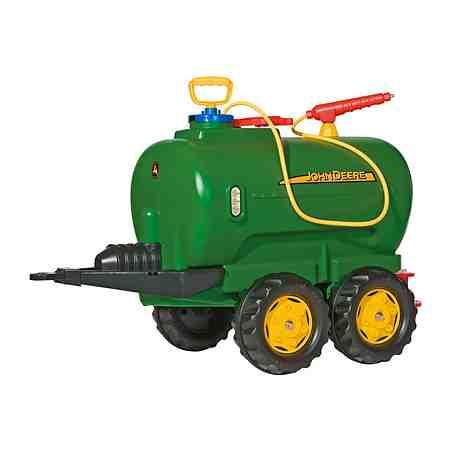 rolly toys® Fassanhänger mit Wasserhahn und Spritze »rollyTanker John Deere«