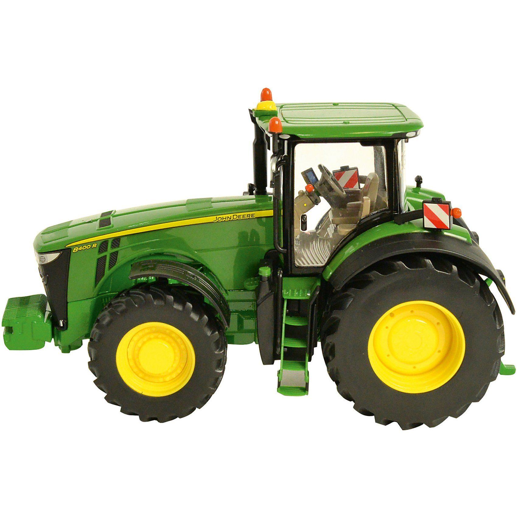 Tomy® Britains John Deere - 8400R Traktor 1:32