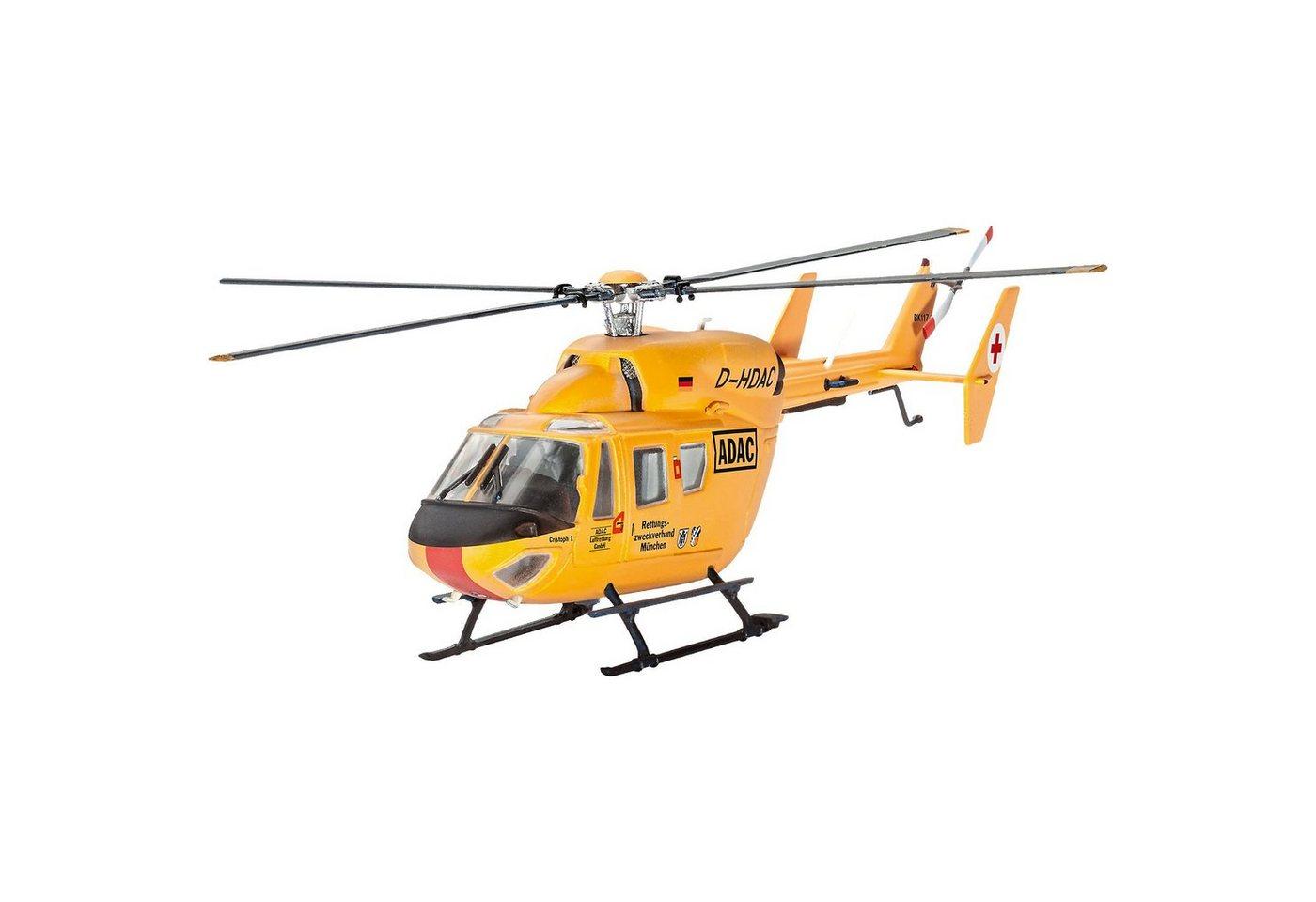 Revell® Modellbausatz - BK-117 ADAC