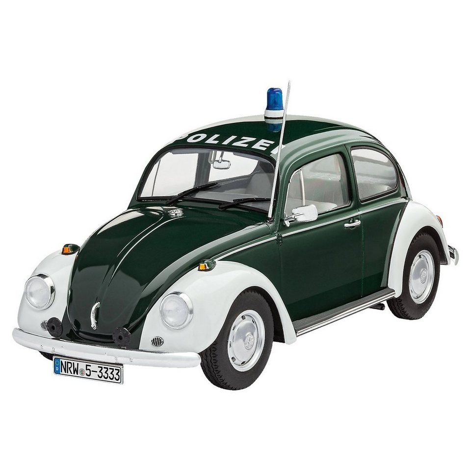 revell modellbausatz vw beetle police kaufen otto. Black Bedroom Furniture Sets. Home Design Ideas