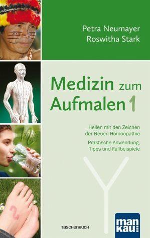 Broschiertes Buch »Medizin zum Aufmalen 1«