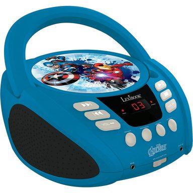 Lexibook® Avengers CD-Player mit Radio (Neues Design)
