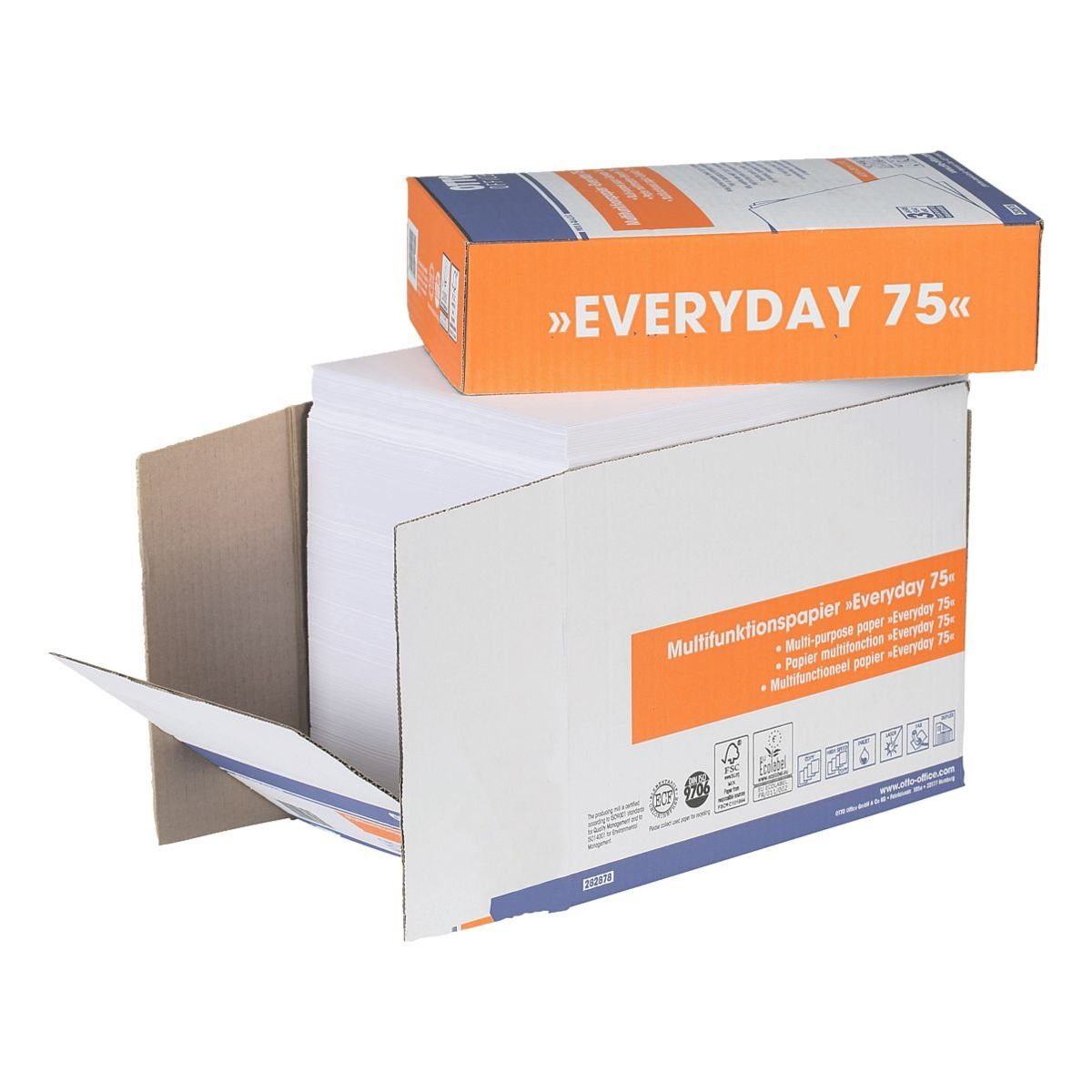 OTTOOFFICE STANDARD Öko-Box Multifunktionales Druckerpapier »Everyday 75«