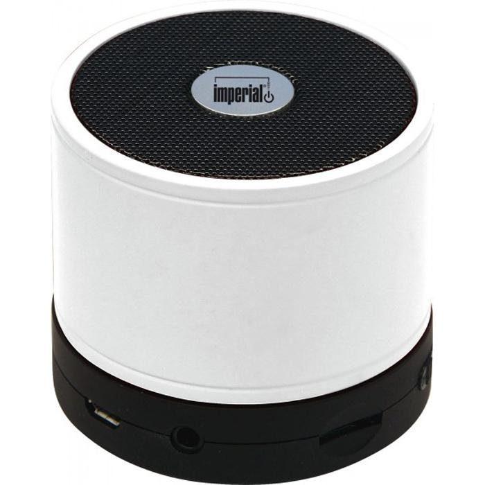 IMPERIAL mobiler Bluetooth 3.0 Lautsprecher, MicroSD, Akku »BAS 1«