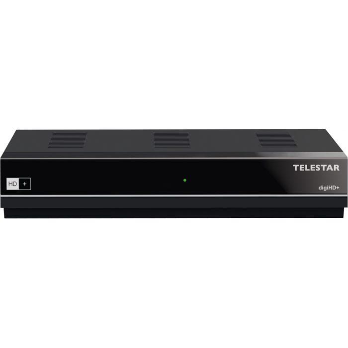 TELESTAR HDTV Satelliten-Receiver (HDMI, HD+ Karte, FullHD) »digiHD+«