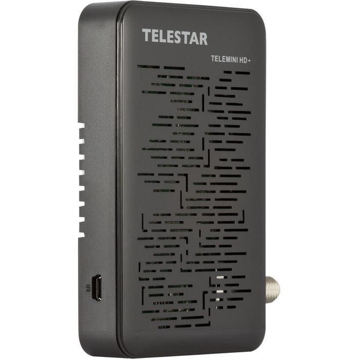 TELESTAR HDTV Satelliten-Receiver (HDMI,inkl. HD+ Karte,12V mobil) »TELEMINI HD+«