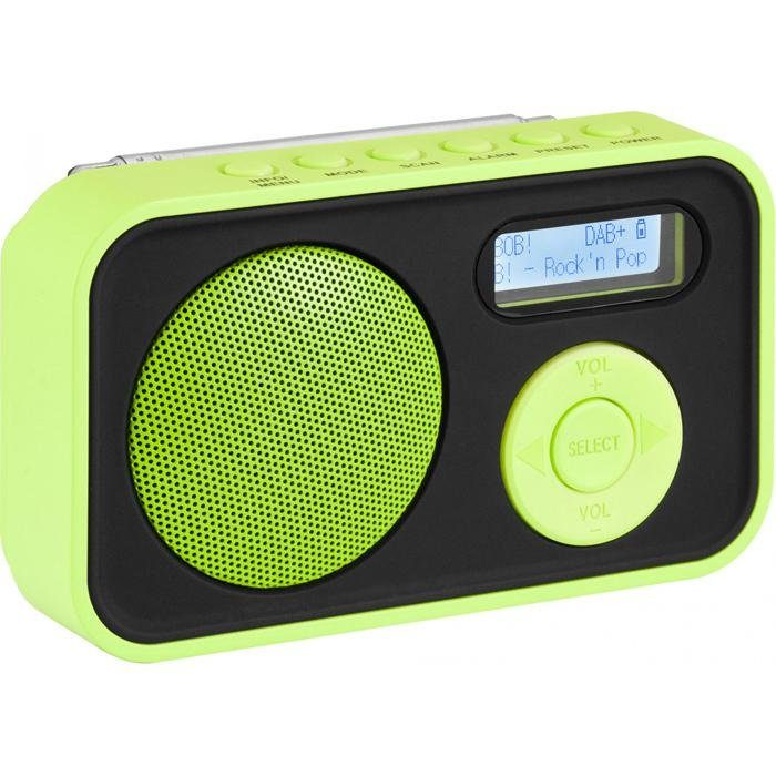 IMPERIAL mobiles Digitalradio für DAB+/DAB/UKW-Empfang (Akku) »DABMAN 12«