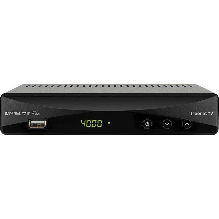 digitalbox dvb t2 hd receiver inkl freenet tv t2 ir plus. Black Bedroom Furniture Sets. Home Design Ideas