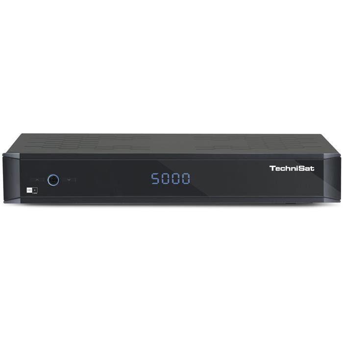 TechniSat HDTV Satelliten-Receiver (HDMI, SCART, HD+ Karte) »Satboxx HD+«