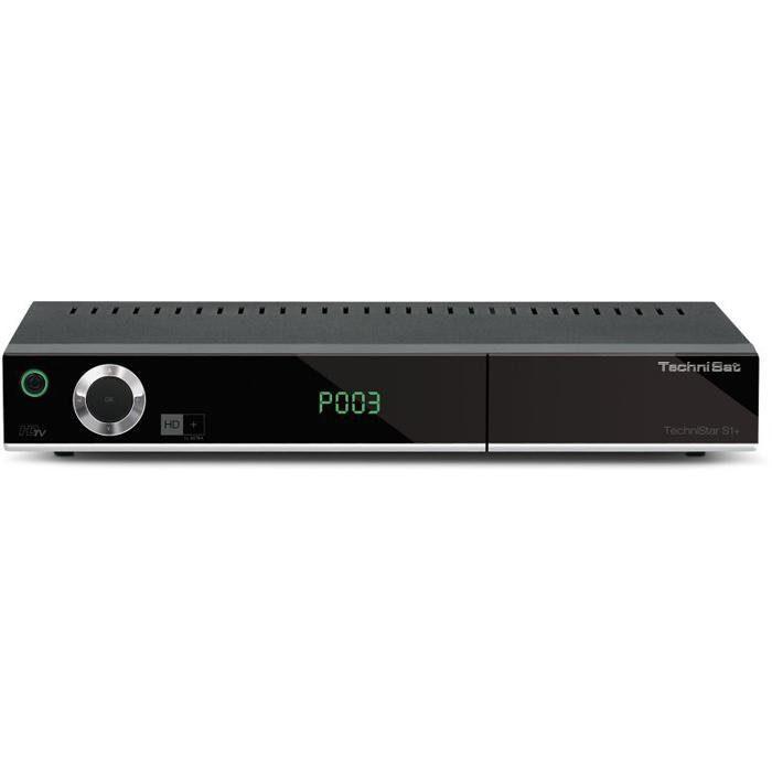 TechniSat HD+ Satellitenreceiver »TechniStar S1+«
