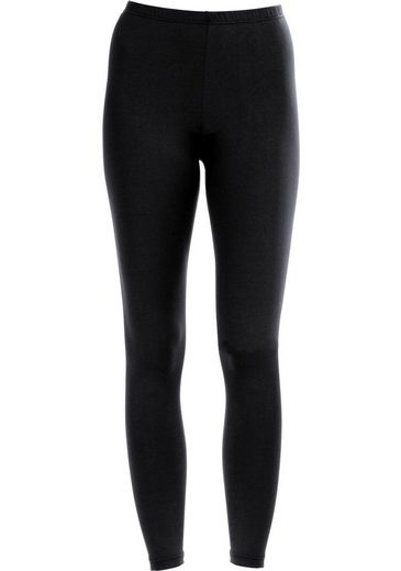 TRIGEMA Leggings Polyester/Elastan