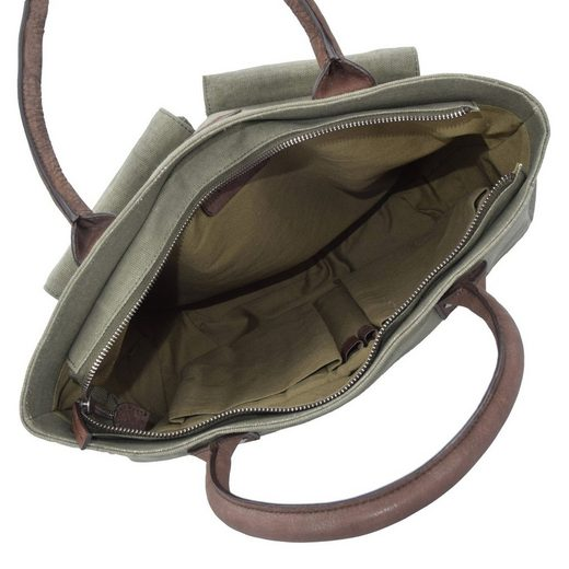 EPIC Naturals Shopper Tasche 40 cm Laptopfach