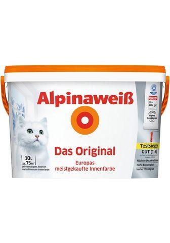 ALPINA Wand- ir Deckenfarbe »weiß - Das Origi...