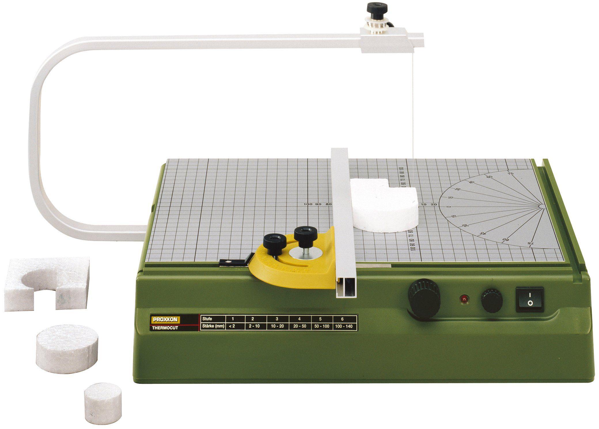 PROXXON Heißdraht-Schneidegerät »THERMOCUT 230/E«, 220 - 240 V, 50/60 Hz