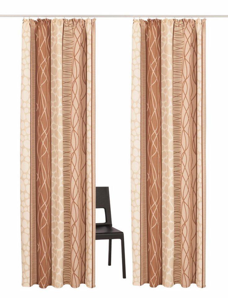 vorhang gosen my home kr uselband 2 st ck otto. Black Bedroom Furniture Sets. Home Design Ideas